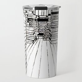 Bookshop Travel Mug