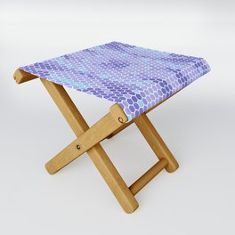 Honeycomb Folding Stool