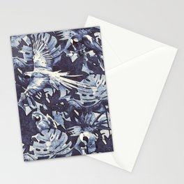 Tropical II - watercolor Stationery Cards