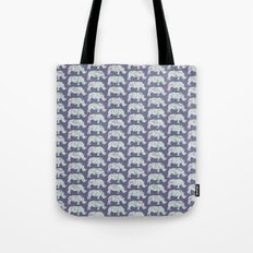 speckled rhinos Tote Bag
