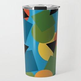 Geo-Toss Travel Mug
