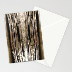 Sharp Scratch Stationery Cards
