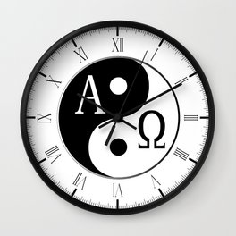 Begining to End Wall Clock