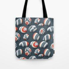Agate Pebble Tote Bag