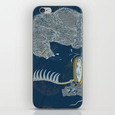 Vision of the Ninth Life iPhone Skin