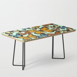 Mariposas- Butterflies Coffee Table