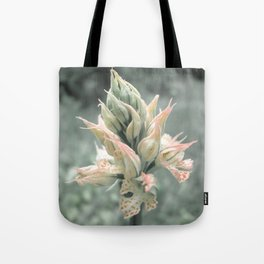 Wild forest flower Tote Bag