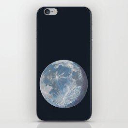 Moon Portrait 6 iPhone Skin