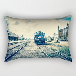 The Last Trip Rectangular Pillow
