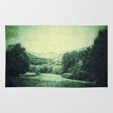 Vintage Landscape  - JUSTART © Rug