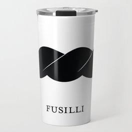 Pasta Series: Fusilli Travel Mug