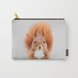 Squirrel 2 - Colorful Carry-All Pouch