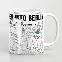 Dictator Cats Coffee Mug