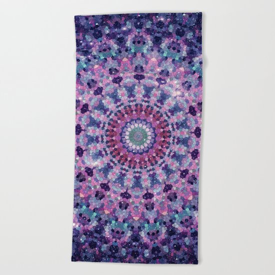 ARABESQUE UNIVERSE Beach Towel