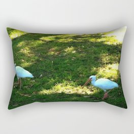 Hanging Together Rectangular Pillow