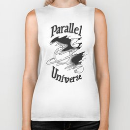 Parallel Universe Biker Tank