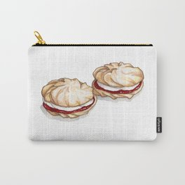 Desserts: Viennese Whirls Carry-All Pouch