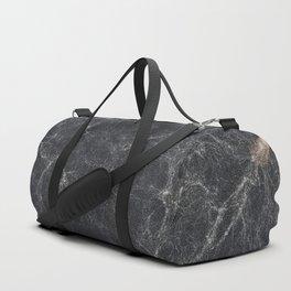 Marble effect Duffle Bag