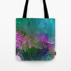 Cherry Orchard Tote Bag