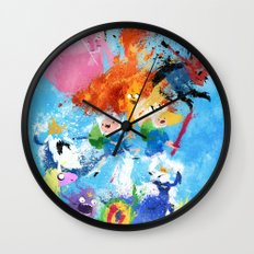 Battle Time!! - compilation Wall Clock