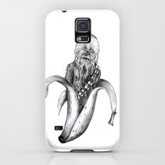 Chewbacca banana Slim Case Galaxy S5