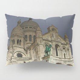 Sacré-Cœur Basilica Pillow Sham