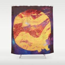 Metaphysics no3 Shower Curtain