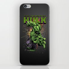 Hulk iPhone & iPod Skin