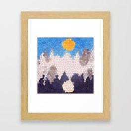 The Greyden Framed Art Print