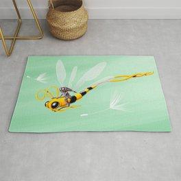 Dragonbee Rug