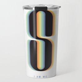 I AM WE. Sense8 Travel Mug