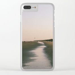 Tybee #2 Clear iPhone Case