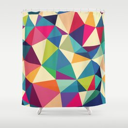 PitaColor Shower Curtain