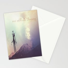 |LOST IN TIME| Stationery Cards
