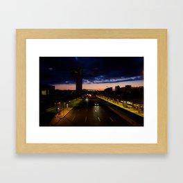 PHL Airport Framed Art Print