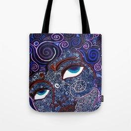 The Dream of Sahasrara Tote Bag