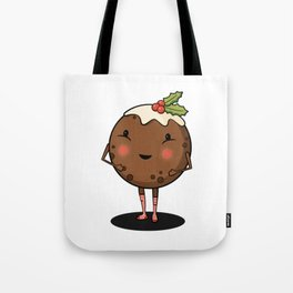 Just Pudding it Out There - Merry Christmas Tote Bag