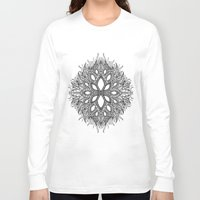 plant Long Sleeve T-shirts featuring plant by Ichsjah