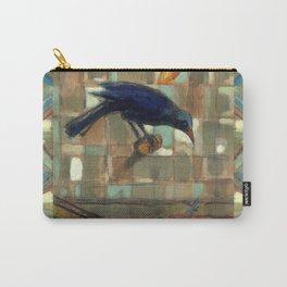 Blackbird. Carry-All Pouch