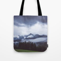 Weather break Tote Bag