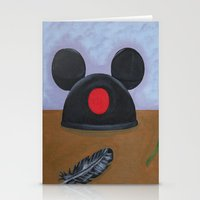 movies Stationery Cards featuring Disney Movies by Sierra Christy Art