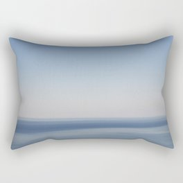 The open Ocean 1 Rectangular Pillow