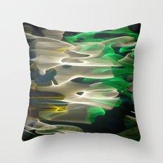 Water / H2O #34 Throw Pillow