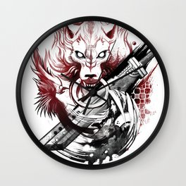 Amano Homage Wall Clock