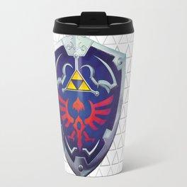 Link - Hyrule Shield - zelda Travel Mug