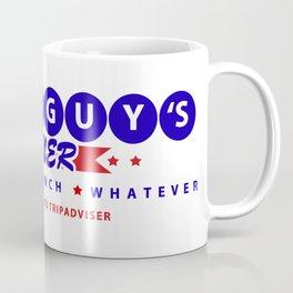 Wiseguys Diner Coffee Mug