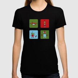 Robots-RGB T-shirt