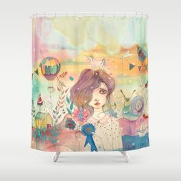 Second Shower Curtain