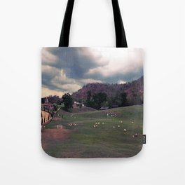 SWISS VALLEY Tote Bag