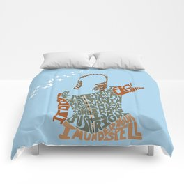 Under your spell - buffy the vampire slayer Comforters